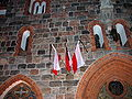 Church of St. George in Sopot, Poland after president's plane crash 2010 - 3.jpg