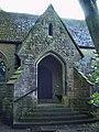 Church of St Anne, Carlecotes, Porch - geograph.org.uk - 1462800.jpg