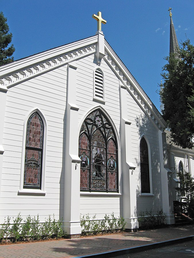 Church of the Nativity (Menlo Park, California)