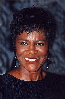 Cicely Tyson American actress