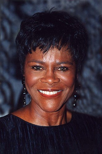 Cicely Tyson - Tyson in 1997