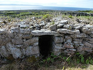 Creggankeel Fort Stone fort
