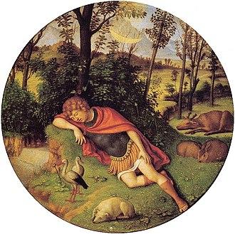 Cima da Conegliano - Sleeping Endymion
