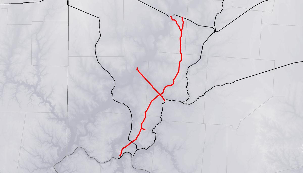Cincinnati, Lebanon and Northern Railway - Wikipedia
