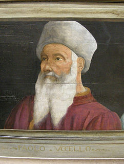 Paolo Uccello Italian painter