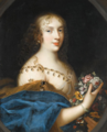 Circle of Elle - Portrait of a Lady, Said to be the Duchess of Montpensier.png