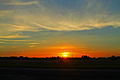 Cirrus Clouds and Sunset (11979473805).jpg