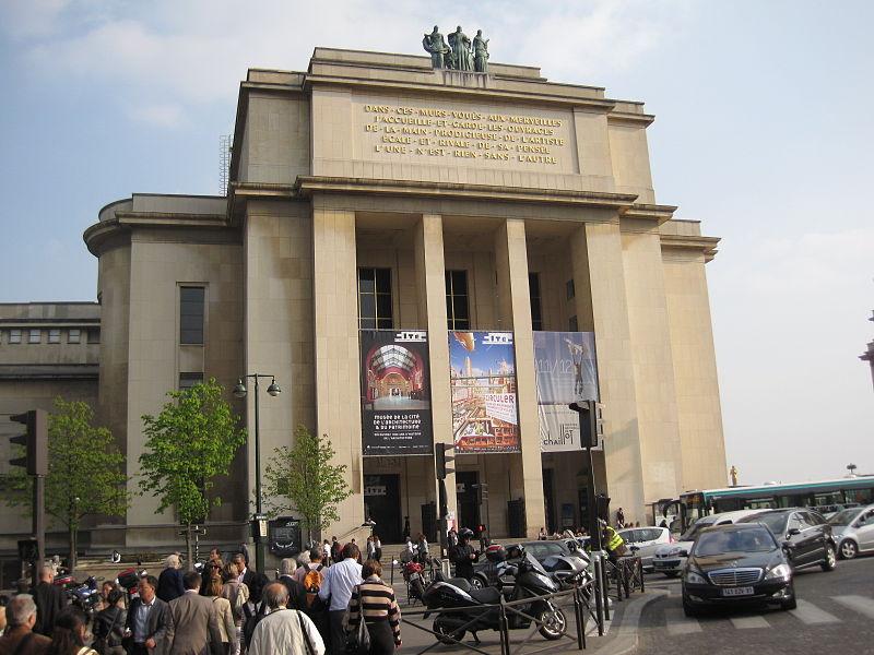 Cité de l'Architecture et du Patrimoine (París – Francia)