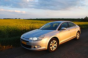 Citroën C5 2.2 HDi Exclusive 2008.jpg
