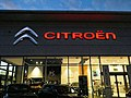Citroën dealership, Chingford, Waltham Forest, London 1.jpg