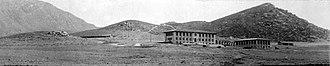 University of California Citrus Experiment Station - Image: Citrus Experiment Station, circa 1916