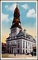 City Hall, Fall River, Mass. (Postcard) Digital Commonwealth.jpg