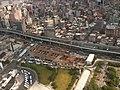 Civic Boulevard view from Shin Kong Life Tower 20100816.jpg