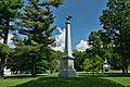 Civil War Memorial, The Park, Rochester, Vermont.jpg