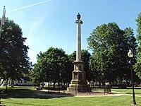 Civil War Memorial Adrian MI.JPG