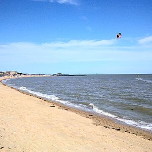 Clacton-on-Sea - West Beach