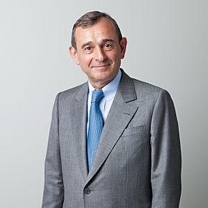 Claude Dauphin (businessman) - Image: Claude Dauphin, CEO Trafigura