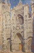 Claude Monet - Rouen Cathedral - The Portal (Sunlight).jpg