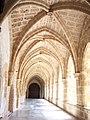 Claustro del Monasterio de Piedra en Nuevalos.JPG