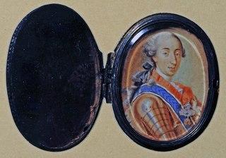 Clemens Frantz von Paula, 1722-70, prins av Bayern