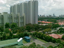 Clementi West New Town (West Coast), Singapore - 20100322.jpg