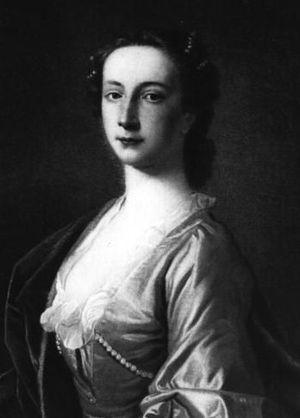 Charlotte Stuart, Duchess of Albany - Clementina Walkinshaw c. 1760 – Charlotte's abused mother