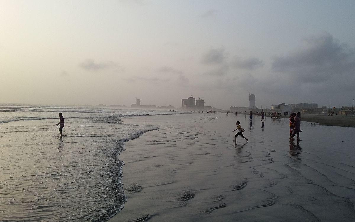 Karachi sea view dating point