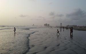 Clifton Beach, Karachi - Clifton Beach, Karachi