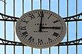 Clock, Platforms 8 - 9, Lime Street station.jpg