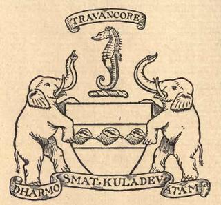 Travancore royal family