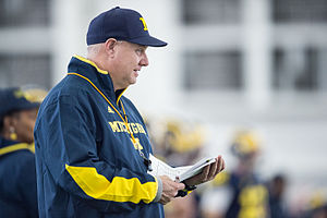 John Baxter (American football) - Image: Coach John Baxter