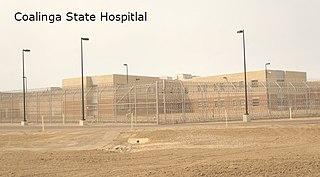 Coalinga State Hospital Hospital in California, United States