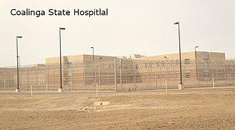 Coalinga State Hospital - Coalinga State Hospital