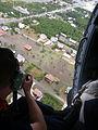 Coast Guard assesses Hurricane Arthur flood damage on Outer Banks, NC 140704-G-LS819-001.jpg