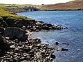 Coastline on Trondra - geograph.org.uk - 1337579.jpg