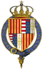 Coat of Arms of Ferdinand I, King of Naples cropped.png