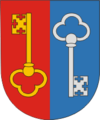 Coat of Arms of Pietrykaŭ, Belarus.png