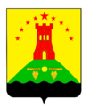 Coat of arms of Dukmasov municipality.png