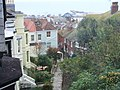 Coburg Place and a view over Hastings Old Town - geograph.org.uk - 1075269.jpg