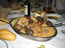 Cocido madrile o wikipedia - Los mejores cursos de cocina en madrid ...