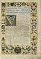 Codex Hieronymus, Bibliotheca Corviniana Cod. Lat. 347, f. 1r.jpg