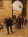 Colón saliendo de la Mezquita - Rafael Romero de Torres.JPG