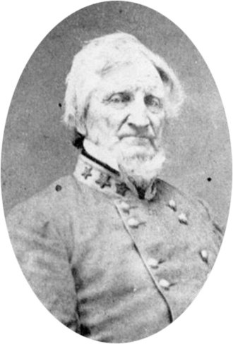 John H. Winder - John Henry Winder, Confederate Army brigadier general