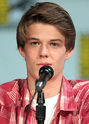 Colin Ford - Ford at the 2014 San Diego Comic Con International