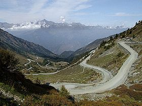 Image illustrative de l'article Col du Finestre