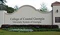 College of Coastal Georgia, Brunswick, GA USA.jpg