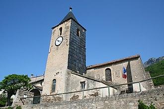 Colombières-sur-Orb - Saint-Pierre Church