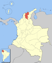 Colombia Magdalena loc map.svg