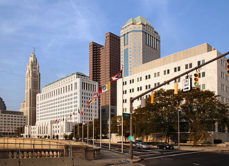 Neighborhoods in Columbus, Ohio - Downtown Columbus