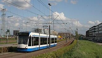 Gemeentelijk Vervoerbedrijf - Amsterdam Tram